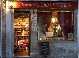 Vecio Fritolin - Ristorante storico di Venezia