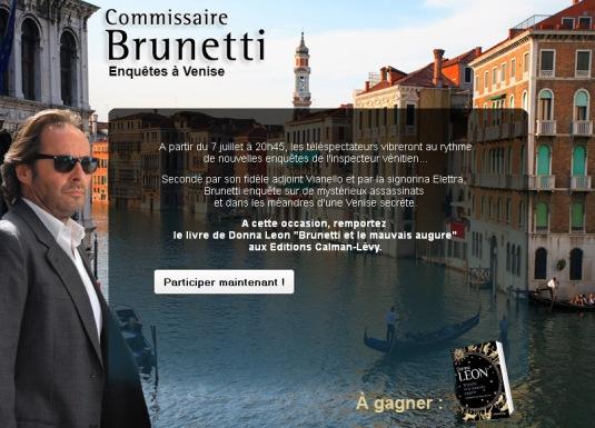 Jeu concours Brunetti