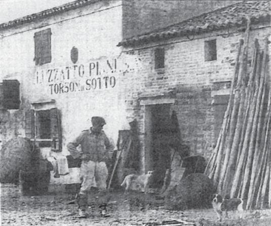 Torson di Sotto dans la moitié du siècle dernier