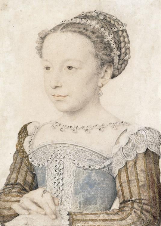 Marguerite de France reine de Navarre