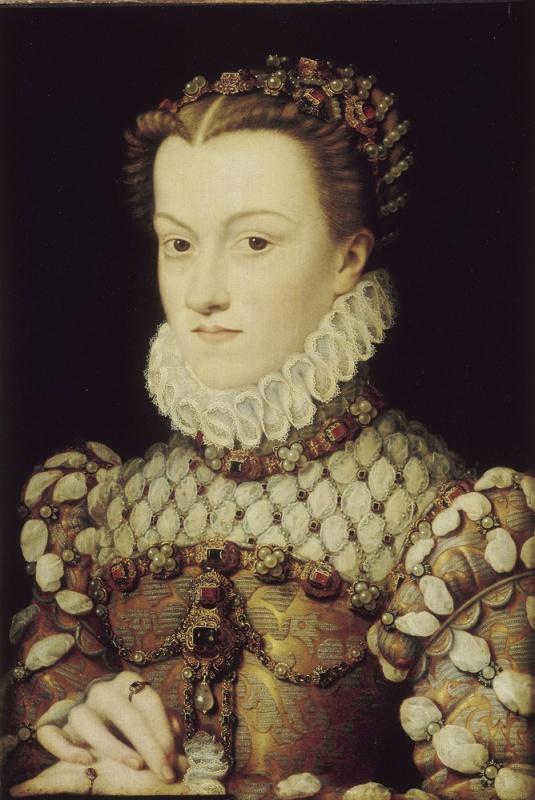 Élisabeth d'Autriche, épouse de Charles IX et reine de France