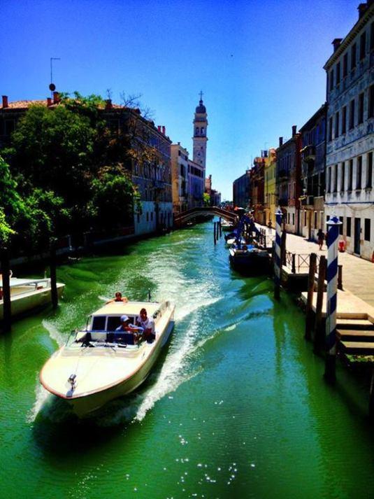 Un été à Venise