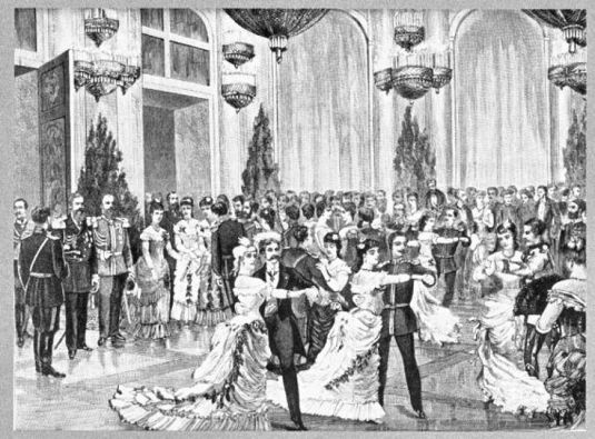 Светский бал в традициях начала XIX века