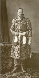Grand Duc Alexei Alexandrovich