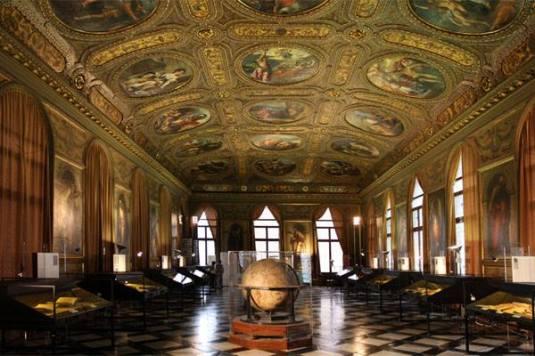 Sale Monumentali della Biblioteca Nazionale Marciana (Libreria Sansoviniana)