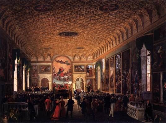 Commemorazione di Canova - Museo d'Arte Moderna Venezia