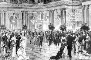Большой бал в Николаевском зале