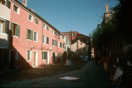Opera Pia Zuane Contarini, calle delle Cane