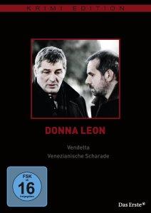 DVD Donna Leon - Vendetta / Venezianische Scharade