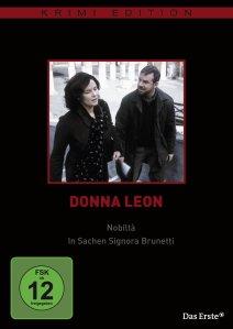 DVD Donna Leon - Nobilitá / In Sachen Signora Brunetti