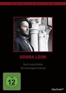 DVD Donna Leon - Sanft entschlafen/ Verschwiegene Kanäle