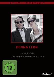 DVD Donna Leon - Blutige Steine / Die dunkle Stunde der Serenissima