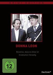DVD Donna Leon - Beweise, dass es böse ist / Endstation Venedig