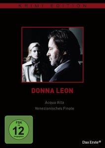 DVD Donna Leon - Acqua Alta / Venezianisches Finale