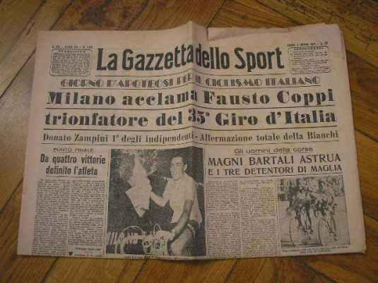 1952 Giro d'Italia