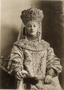 Nadezhda Dmitrievna Vonlyarlyarskaya