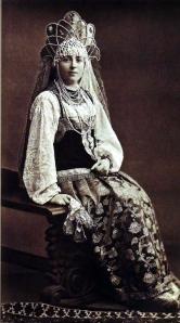 Princesse Olympiada Alexandrovna Baryatinskaya