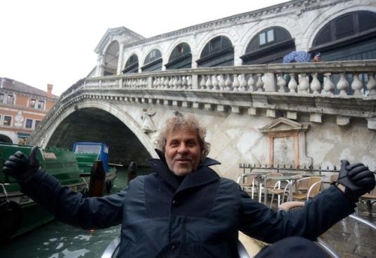 Renzo Rosso, le propriétaire de vêtements Diesel