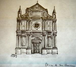 Paolo Steffan - Chiesa di San Geminiano del Sansovino