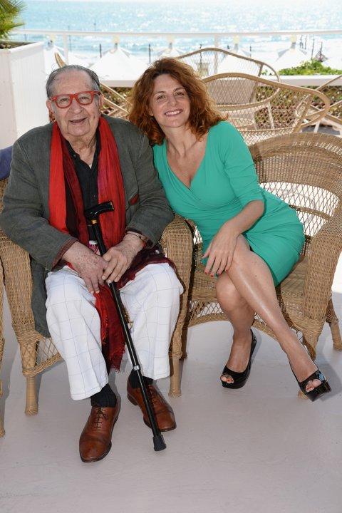 Tinto Brass et Caterina Varzi