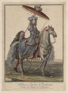 Marie Therese d'Austriche, Reine de France et de Navarre