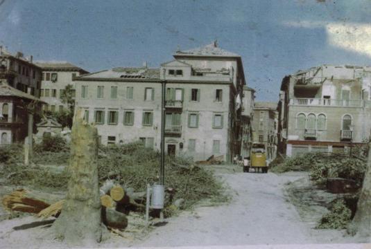Le 11 septembre 1970 de Venise