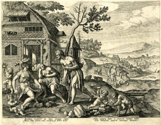 Lamech et ses deux épouses