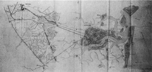 Projet de Lavezzari de 1911