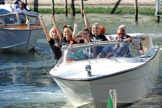 FEMEN débarque à la Mostra de Venise