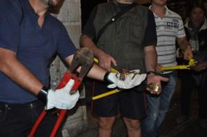 La Nuit des Lucchetti - 26 septembre 2013 à Venise