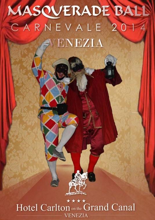 Grand Bal Masqué – Carnaval de Venise 2014