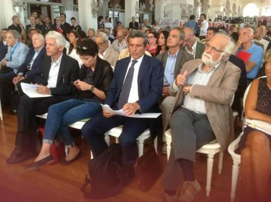 Le Ministro dei Beni e delle attività culturali e del turismo Massimo Bray a la Biennale de Venise