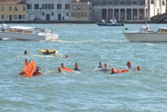 No Grandi Navi - Venise 21 septembre