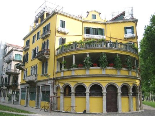 Viale IV novembre - Venezia