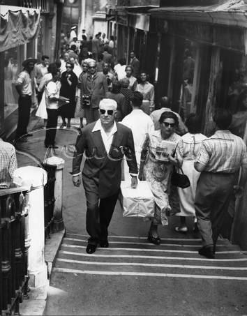 La traversée de Venise par Jean Gabin