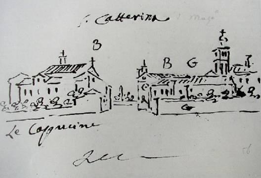 Le Cappuccine e S. Caterina di Mazzorbo