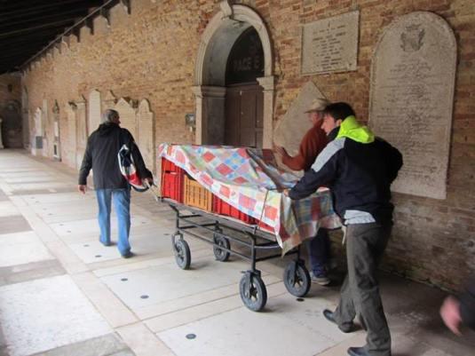 Mystère à San Michele