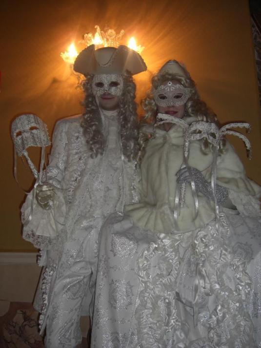 Carnaval de Venise 2014 au Palazzo Pesaro Papafava