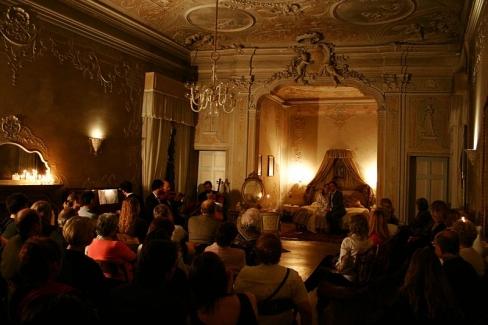 Rigoletto, de Giuseppe Verdi, dans le palazzo Barbarigo Minotto