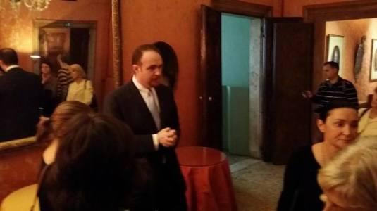 Conférence de presse de présentation du Musée du Parfum