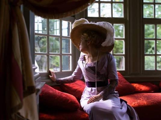 Robe de Stéphanie Conrard