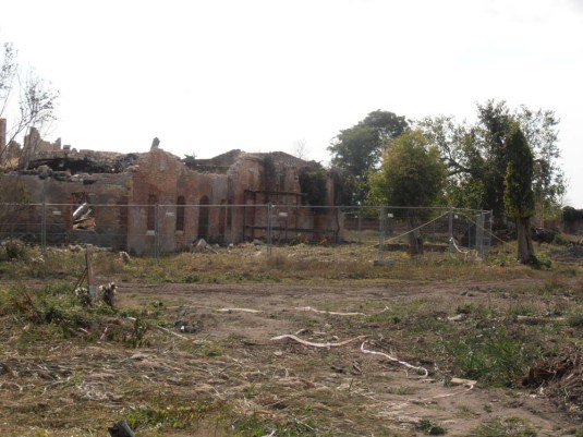 Ruines de la Chartreuse de Venise