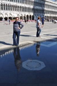 Aqua Alat sur la piazza en septembre 2013
