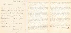 Lettres vénitiennes de Gounod