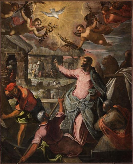 Visite de la Scuola Grande di San MarcoGallerie dell'Accademia, Venezia