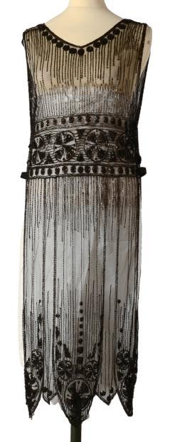Robe vers 1920-1930