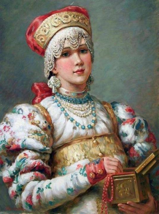 Russian Artist Vladislav Nagornov