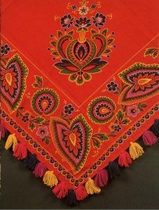 Le costume folklorique russe