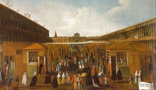 Gabriel Bella, Antica fiera della Sensa, Fondazione Querini Stampalia