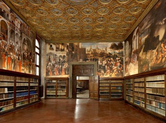 Riapertura della Scuola Grande di San Marco